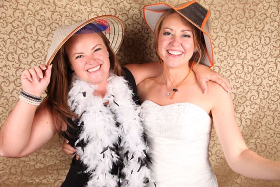 The allure of the photobooth Vs. portrait and event photography