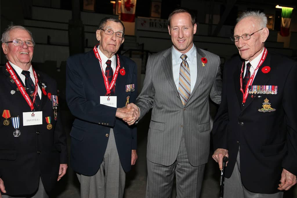 Honouring Canada's Fallen Soldiers – a fundraiser event for Canada Company