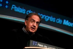 Sergio Marchionne, Keynote Speaker at ASABE 2014 conference in Montreal, July 14, 2014