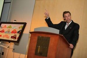 Miriam Foundation Fundraiser Art Auction 2012 at The Sofitel (Montreal)