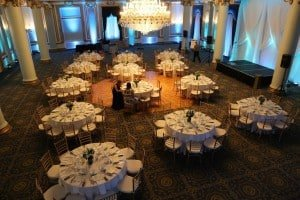 le Windsor room set up
