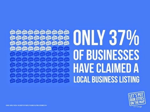 Have you claimed your local business address on Google+?